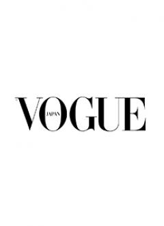 VOGUE JAPAN website